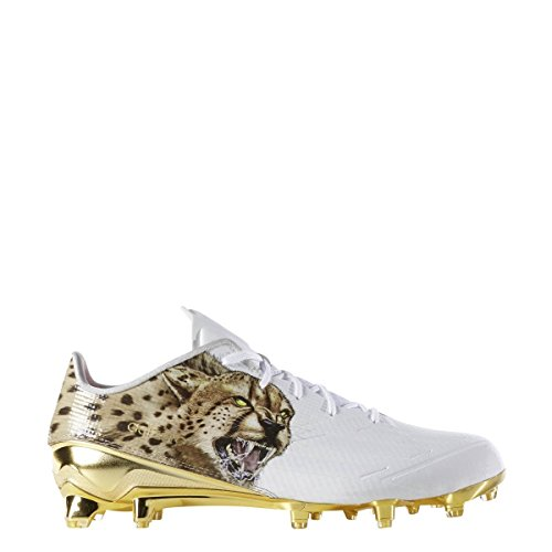 Adidas Adizero 5star 5,0 Uncaged Mens Fotboll Knap Gepard-white