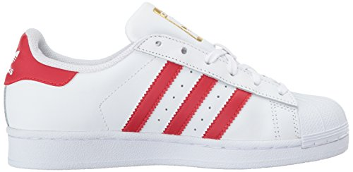 Adulte Chaussures Mixte Ftwwht J ftwwht Fitness scarle Adidas De Superstar AfwYaY