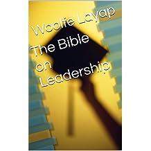 The Bible on Leadership