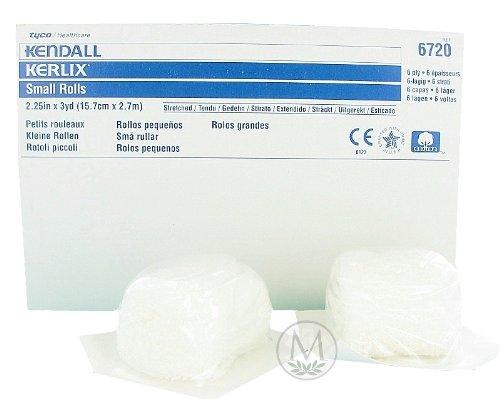 Kendall Kerlix Gauze Bandage Rolls (2.25