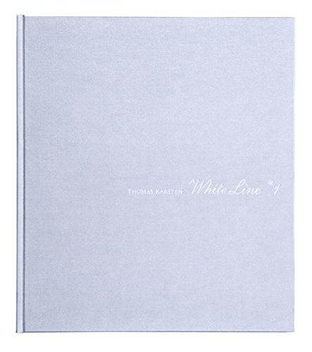 White Line No. 01: Mit Graphiken von Wolfgang Schultheiß und einem Vorwort von Prof. John Wood. Auf 300 Exemplare limitierte und von Thomas Karsten nummerierte und signierte Ausgabe.