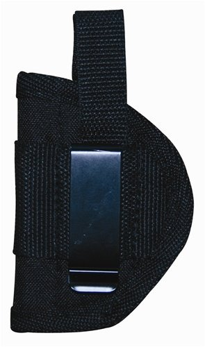 Black Ambidextrous Derringer Belt Holster (Small)