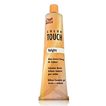 wella color touch relights coloration directe 04 naturel cuivre - Coloration Wella Color Touch