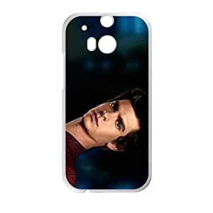 Happy Andrew Garfield Spiderman Cell Phone Case for HTC One M8