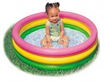 Buy Intex Baby Bath tub 3feet pool Online at Low Prices in India ...