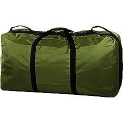 Comfort Loft Tag Team 32.5 inch Travel Duffel for College Sports Camp - Algae Green