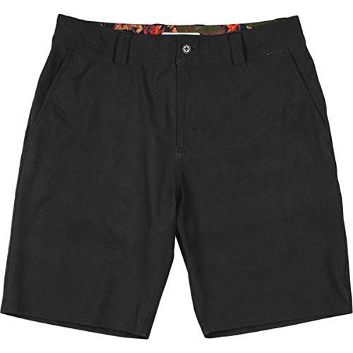 Matix Black Shorts (Matix Men's Welder H20 Short, Black, 36)