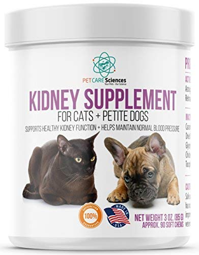 (PET CARE Sciences Cat and Small Dog UTI Supplement - Strengthens, Reduces Pain and Swelling. Made in The)