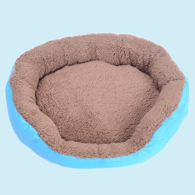 Amazon.com : BOSUN(TM) Candy Color Small Puppy Dog Bed Soft Fleece Warm Round Chihuahua Dog Bed Indoor Oxford Bottom Pet Dog Cushion Camas Para Perros : Pet ...