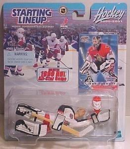 Hasbro Starting Line up Hockey 2000-2001 Ron Tugnutt: Columbus ...