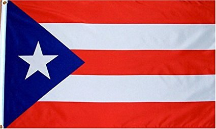 3 x Puerto Rico Flag 3 x 5 ft NEW Puerto Rican 3x5 Banner - Puerto Rico Kitchen