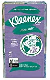 Ultra Soft 3 Ply Tissue Sheets, 12 Boxes, 85 Per Box