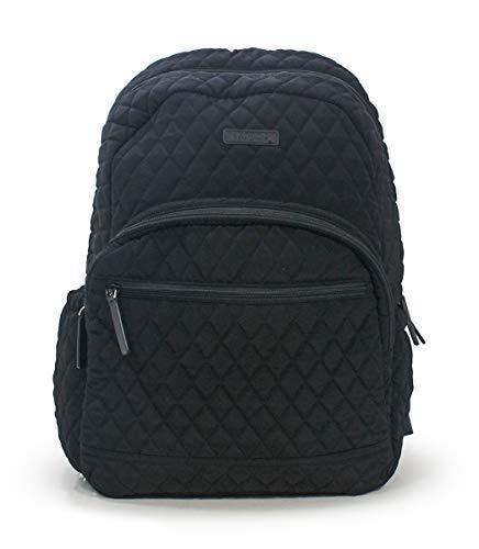 Vera Bradley Classic Black Essential Backpack