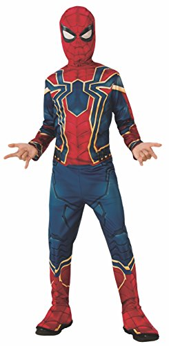 Rubie's Marvel Avengers: Infinity War Iron Spider Child's Costume, Large -
