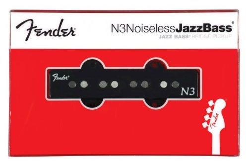 Fender Jazz Bass N3 Noiseless Bridge (Fender Jazz Bass Bridge Cover)