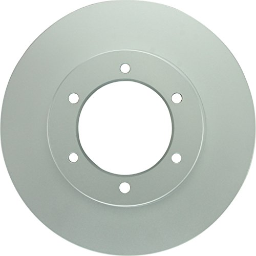 Bosch 50011242 QuietCast Premium Disc Brake Rotor For Toyota: 1992-1995 4Runner, 1993-1998 T100; Front