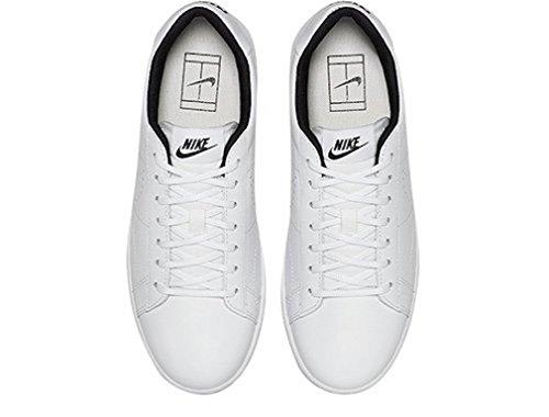 Nike W Tennis Classic Ultra Lthr, Zapatillas de Deporte Para Mujer Blanco (White / White-Black)