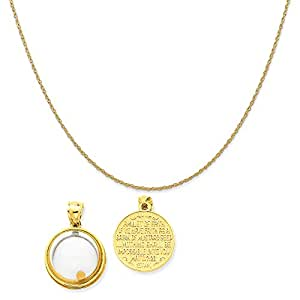14k yellow gold mustard seed domed if ye have for Mustard colored costume jewelry