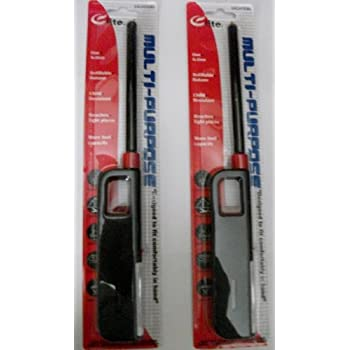 Handi Flame Bu Refill Gas Lighter 2 Pack