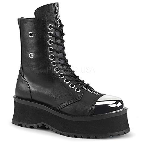 Demonia Men's Gravedigger-10 Platform Shoes