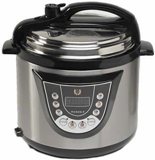 Cocina Programable GM Modelo D 2013 Funcion Freidora Y Función De Voz   6  Litros: Amazon.es: Hogar