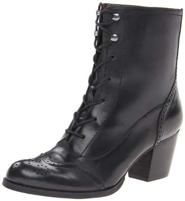 Amazon.com | Nine West Women's Coastguard, Black Leather