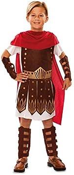 Disfraz de Gladiador Romano para niño: Amazon.es: Juguetes y ...