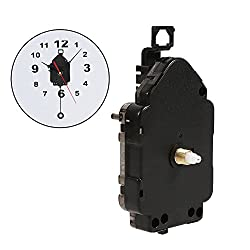 SoarUp High Torque Quartz Wall Clocks Movement Pendulum Mechanism Home Colck Repair Parts Replacement Kit