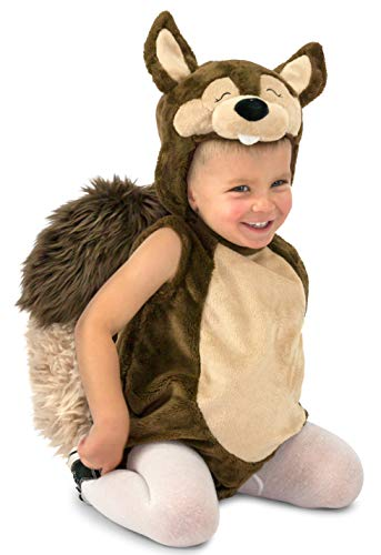 Princess Paradise Nutty the Squirrel Costume, 12 to 18 -