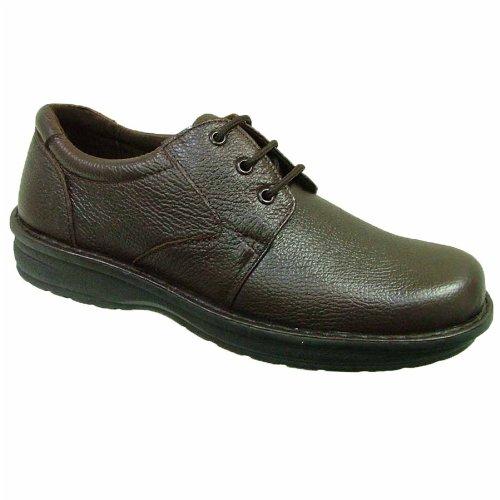 Artistas De Zapatos De Cuero 100% Genuino Uppers Hombre Oxfords