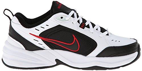 Fitness Monarch E Chaussures Varsityred Nike Black de Iv 4 Homme Air Noir White US FXqxw5zR