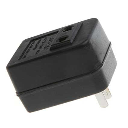 Amazon.com: Generic 50w Us Ac Power Voltage Converter Adapter 220v ...
