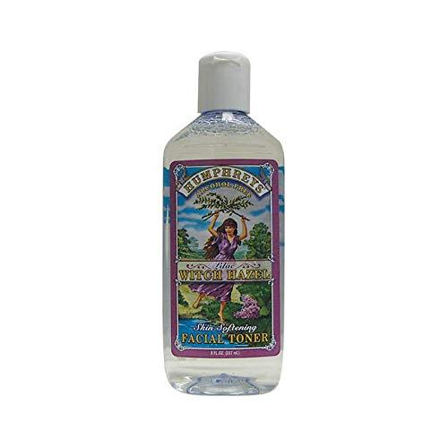 Humphrey's Homeopathic Remedy Lilac Witch Hazel Facial Toner - 8 fl oz (Homeopathic Natural Humphreys Remedies)