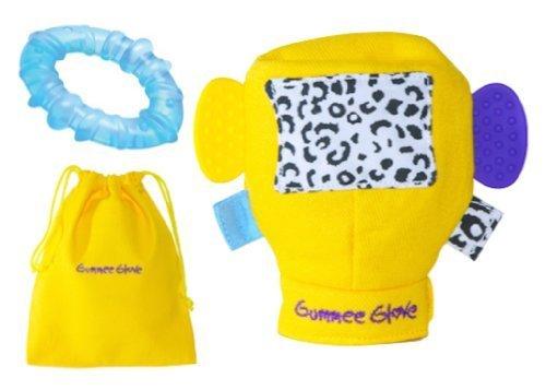 Gummee Glove Teething Mitten (Blue) by Gummee Glove