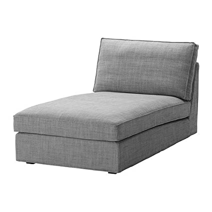 Amazon.com: Ikea Chaise, Isunda gray 6202.21711.1810 ...