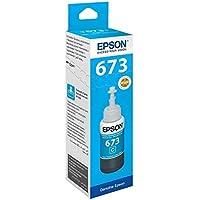 EPSON T6732 MAVİ ORJİNAL MÜREKKEP C13T67324A