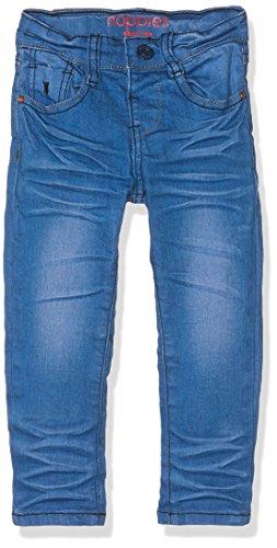 Jeans C300 Garrison Noppies Vaqueros Mid B para Azul Niños Blue Slim 41AAfvq