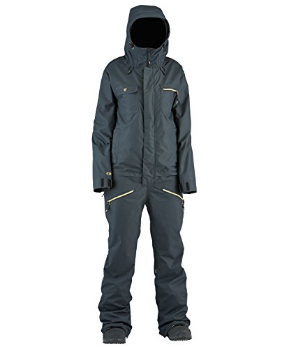 Airblaster Women's Shell Outerwear Freedom Suit, Black, (Airblaster Freedom Suit)