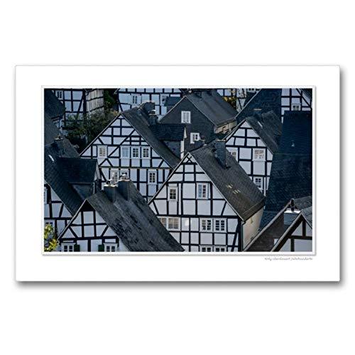 CALVENDO Toile Textile de qualité supérieure de 90 cm x 60 cm, Un Motif de Moments émotionnels : Le Bois est Vivant. Partie II. Version CH, Image Murale, Image sur Toile, Technologie
