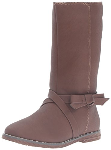 Hanna Andersson Viktoria Girl's Riding Boot, Brown, 11 M US Little - Boots Designer Kids