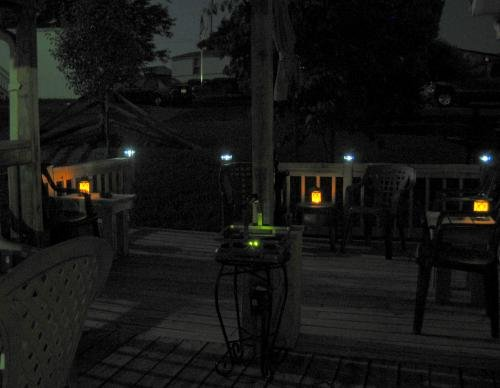 Veranda 4 in. x 4 in. Black Solar-Powered Post Cap for Deck or Fence, Black (12 PACK) by Veranda (Image #4)