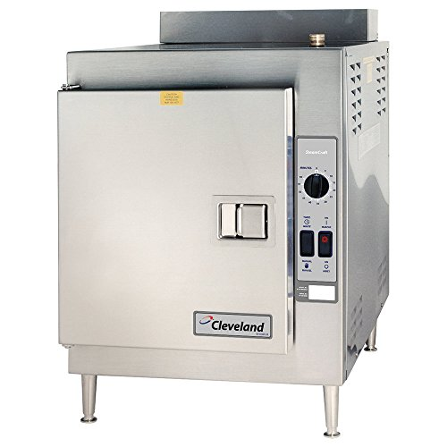 - Cleveland 21CGA5 SteamCraft Ultra 5 Pressureless Convection Steamer
