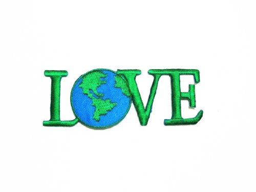 Love Save World Earth DIY Clothing