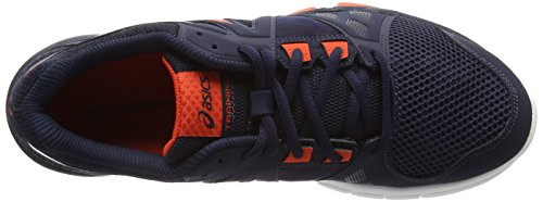 ASICS - Gel-craze Tr 3, Zapatillas De Deporte Para Exterior hombre Azul (sky Captain/orange/white 5009)