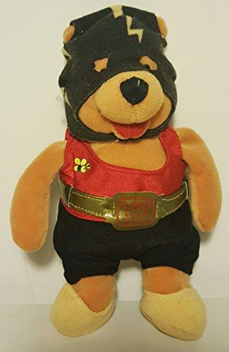 "Disney Wrestling Winnie the Pooh WWF 8"" Plush Bean Bag Wrestler Pooh Bear Doll from Disney"