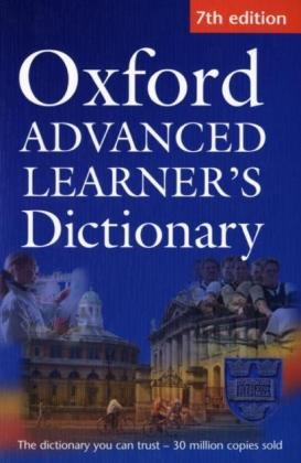 Oxford Advanced Learner's Dictionary 7th Edition Pocket Book