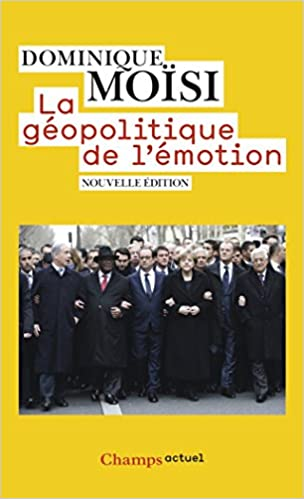 Téléchargement La géopolitique de l'émotion : Comment les cultures de peur, d'humiliation et d'espoir façonnent le monde pdf, epub
