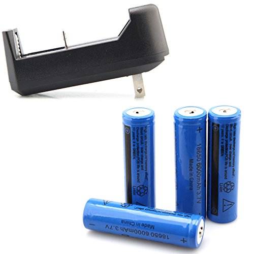 Li ion 6000mah Rechargeable Battery Charger product image