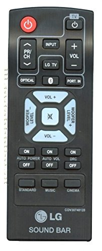LG HOME THEATER REMOTE CONTROL COV30748128 NB2540 NB2540A S24A1-W S24A1W by LG