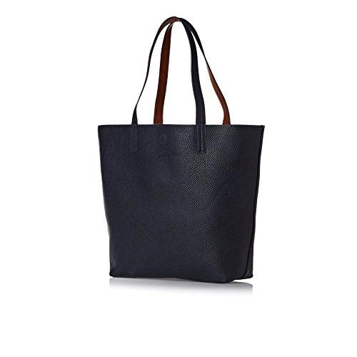 Joules Träumerei Helle Damen Shopper Tasche (X) French Navy